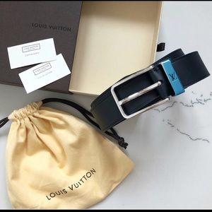 Other - 💯 % Authentic Louis Vuitton belt